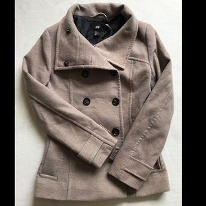 🟣BOGO🟣 H&M Fall/Winter Coat